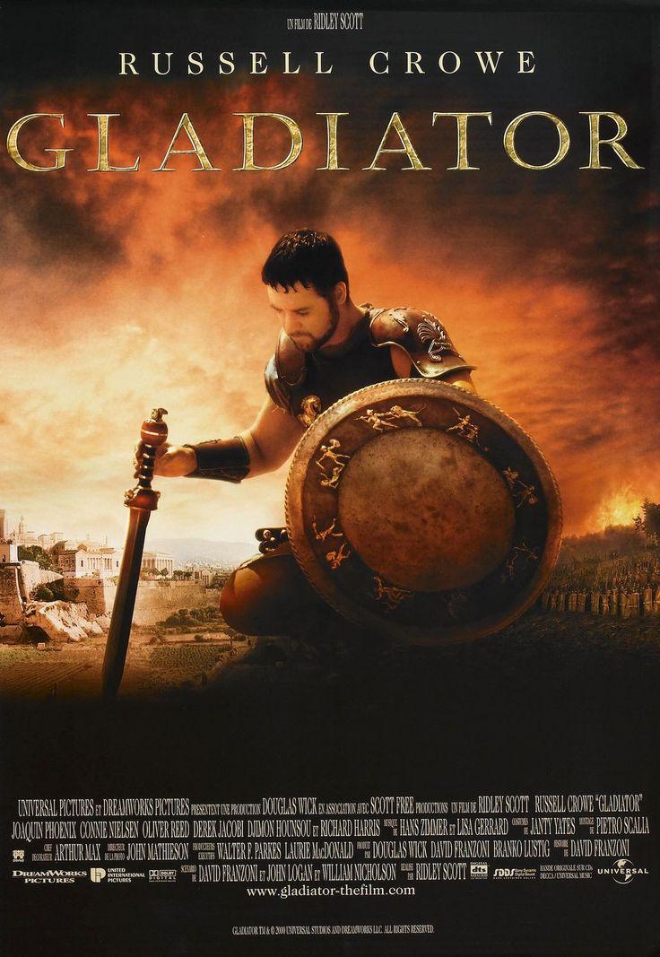 Gladiator (2000), de Ridley Scott.