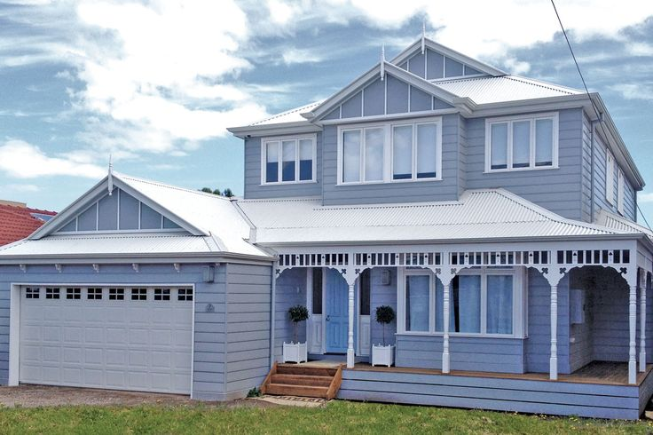 Traditional Hamptons Style Homes And Brick Homes On Pinterest