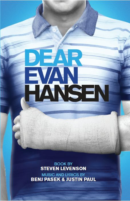 Just published - the Dear Evan Hansen script - 144 pages. Includes foreword by James LapineA letter that was never meant to be seen, a lie that was never meant to be told, a life he never dreamed could be his. Evan Hansen is about to get the one...