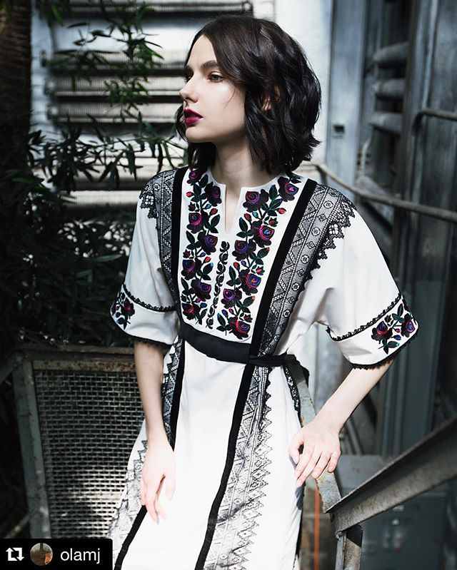#Repost @olamj with @repostapp ・・・ #olamjphotography Моя улюблена сукня з…