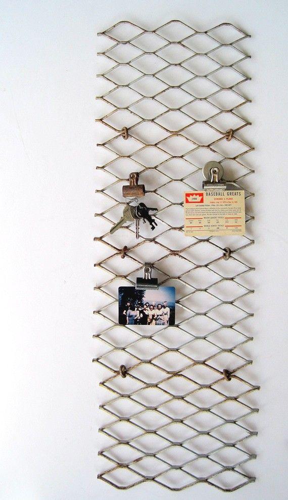 die besten 17 ideen zu drahtgitter auf pinterest. Black Bedroom Furniture Sets. Home Design Ideas