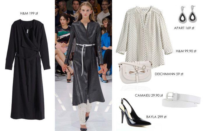 Inspiracje z pokazu Dior Spring/Summer 2015