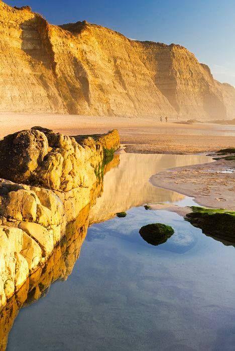 pin of the day -Magoito beach by Quinta dos Bons Cheiros