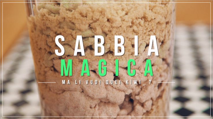 Sabbia Magica <3