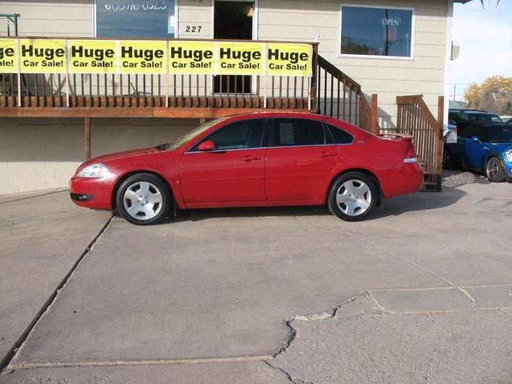 2008 #Chevrolet #Impala SS 4dr Sedan #Cars - #RapidCity, SD at #Geebo