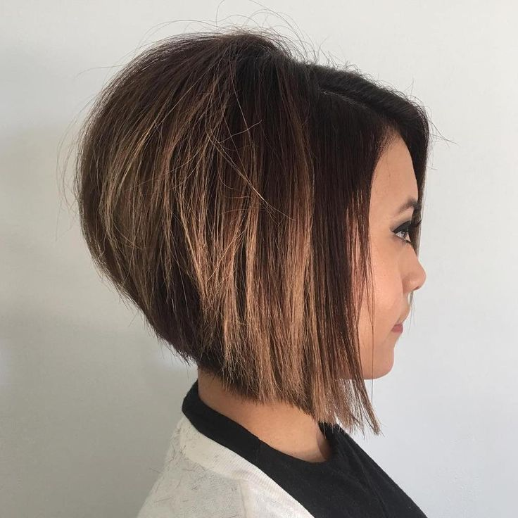 stacked haircut medium length 25 best ideas about stacked bob on 2884 | cca0f573069e847ac1710620b21cb6f8