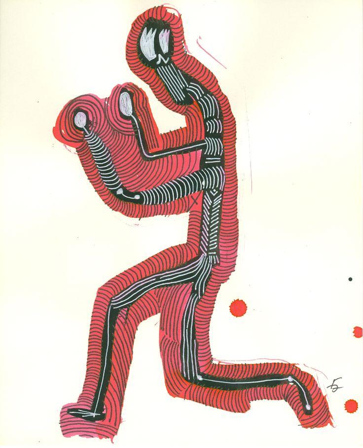 Title: Juggler 26 / Technic:mixed / Year:2016 / Artist: Fülöp József