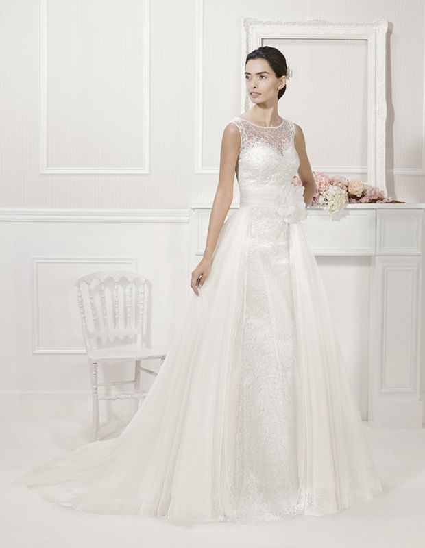 FILOMENA. Alma Novia. Свадебные платья. Каталог. Свадебный салон Del Amor