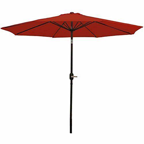 Sunnydaze Burnt Orange Aluminum 9 Foot Patio Umbrella with Tilt & Crank For Sale https://patioumbrellasusa.info/sunnydaze-burnt-orange-aluminum-9-foot-patio-umbrella-with-tilt-crank-for-sale/