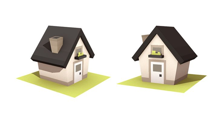 Little House by enkana