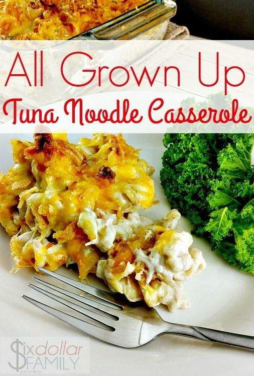 Best 25+ Tuna noodle casserole recipe ideas on Pinterest ...