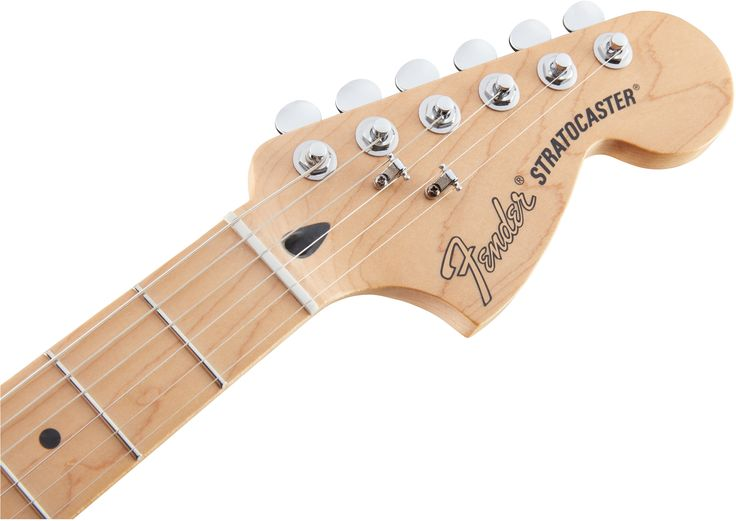 Fender Deluxe Roadhouse Stratocaster Mn In Olympic White