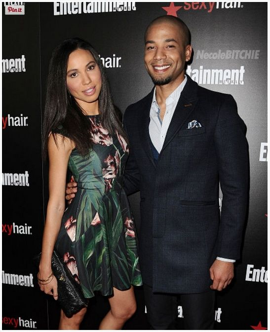 @Akzgang: Empire's Jussie Smollett Snags a Record Deal at......