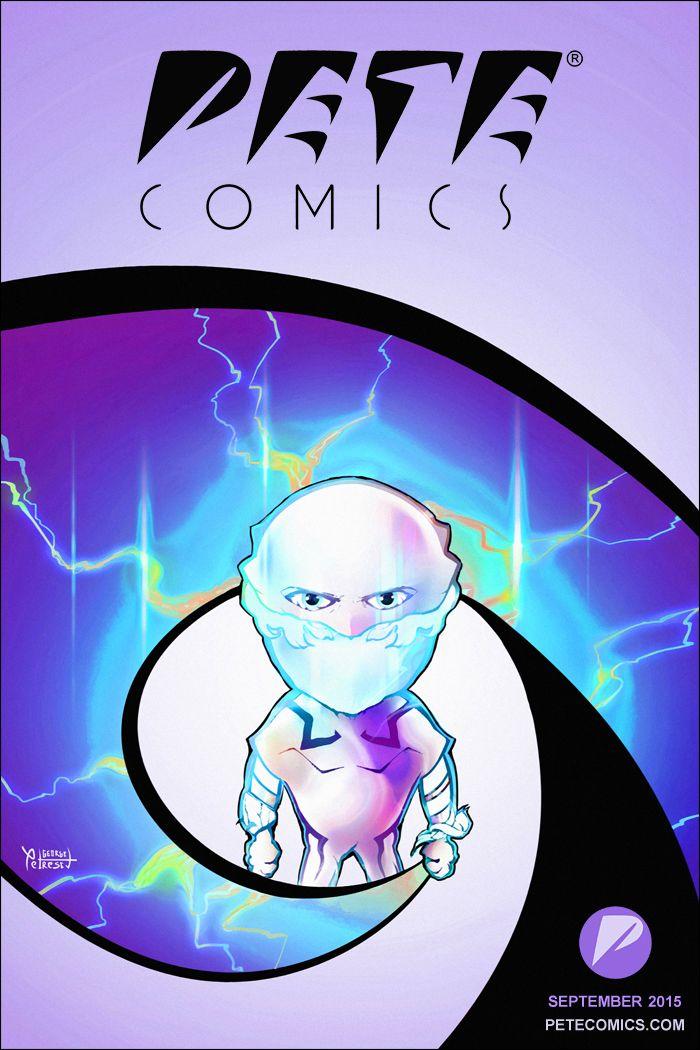 PETE COMICS POSTER #26