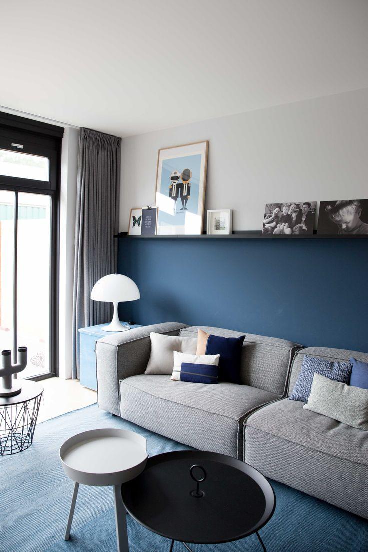25 beste idee n over woonkamer verf op pinterest for Woonkamer schilderen