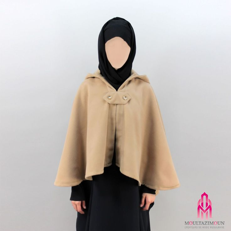 Cape Al Moultazimoun #Overhead #cape #khimar #jilbab #jilbab #best #abaya #modestfashion #modestwear #muslimwear #jilbabi #outfit #hijabi #hijabista #long #dress #mode #musulmane #clothing