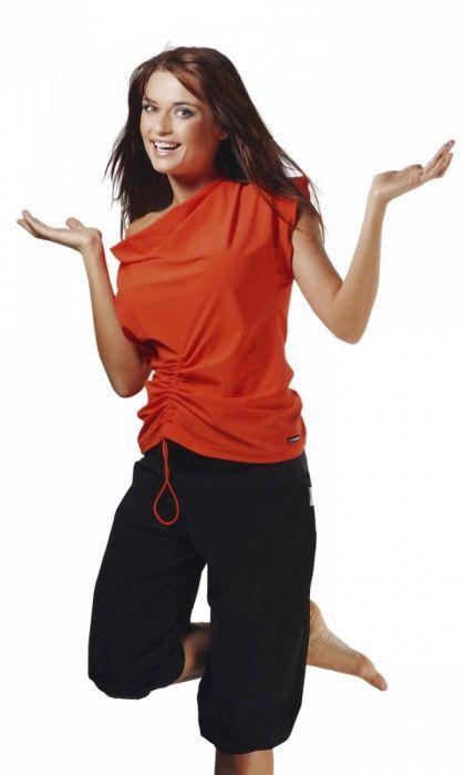 Pextex.cz - Fitness tričko Atena III orange