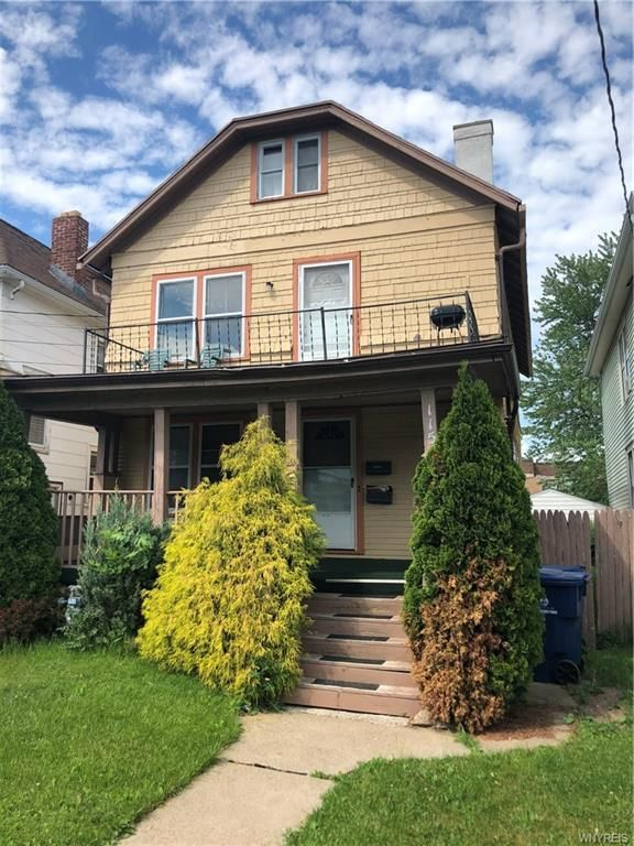 Real Estate And Homes For Sale 115 Newfield Street Buffalo Ny