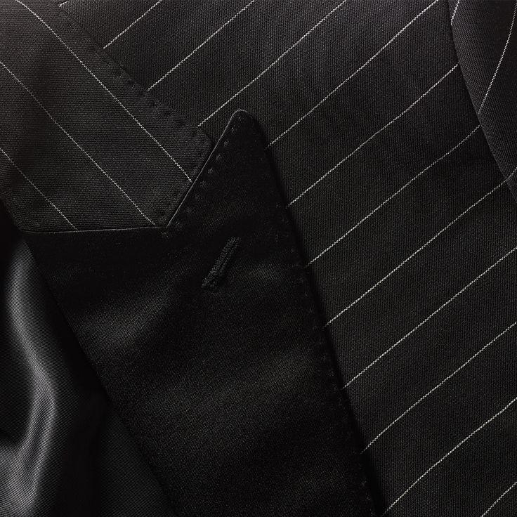 Barre Pinstripe Tuxedo