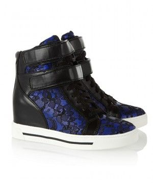 Hump Day Treat: Kick Off The Heels For These 10 High-Tops #Womens-Fashion