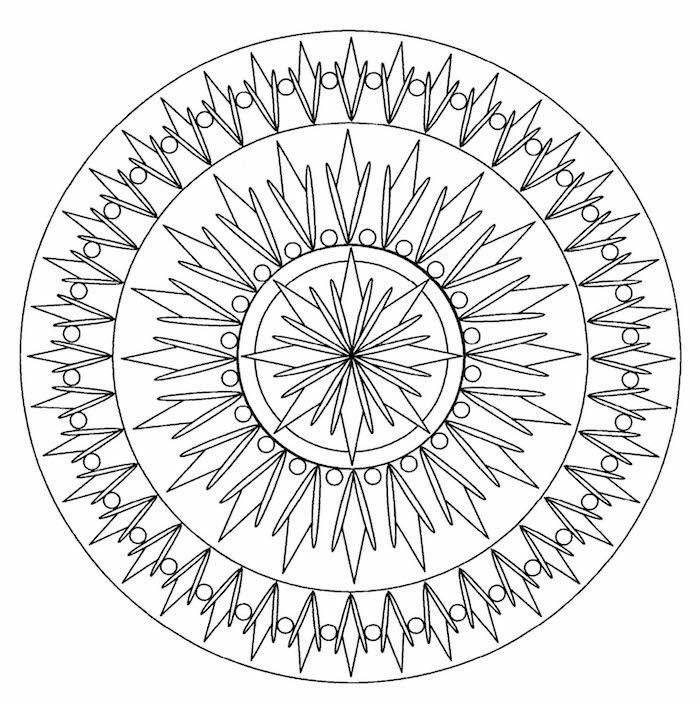1001 Coole Mandalas Zum Ausdrucken Und Ausmalen In 2020 Mandalas Zum Ausdrucken Mandala Malvorlagen Ausmalbilder Zum Ausdrucken