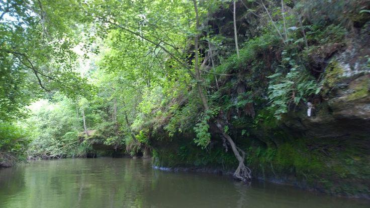 Czech Adventures event - Cozy nature in canoe