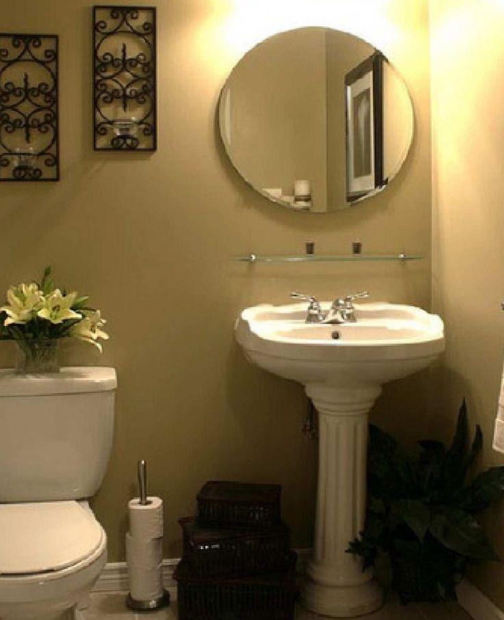 Modern Chic Bathroom Ideas: 43 Best Images About Bathroom Mirror Ideas On Pinterest
