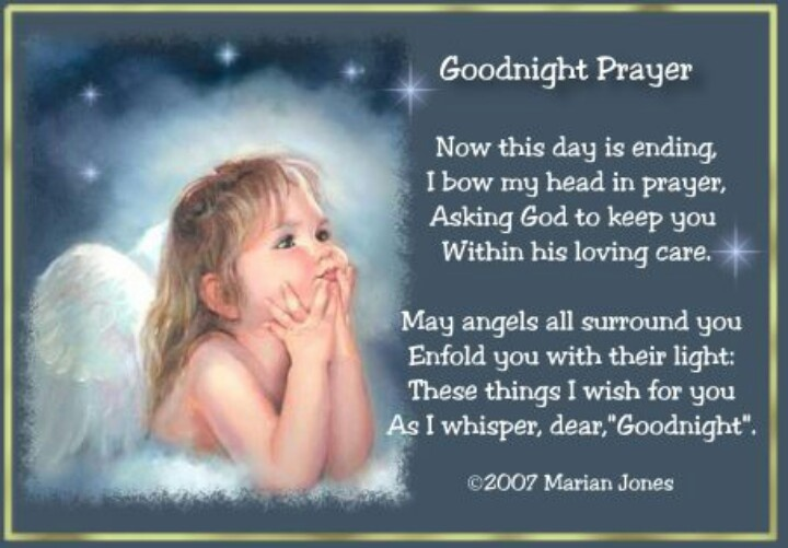 Good Night Blessings Images And Quotes: Prayers & Blessings For Many