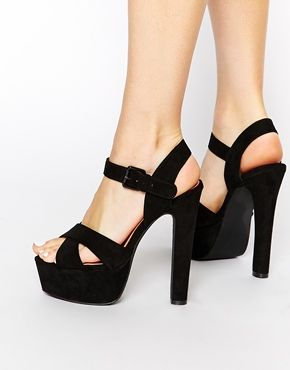 Perfect party shoes <3 http://www.asos.com/Miss-KG/Miss-KG-Felicity-Black-Platform-Heeled-Sandals/Prod/pgeproduct.aspx?iid=4871078&affid=13875&channelref=social+campaigns