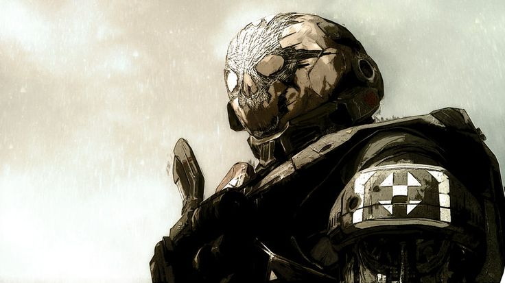 Halo - Noble Four - Emile by freejimmy.deviantart.com on @deviantART