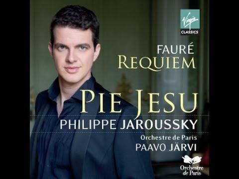 Philippe Jaroussky : FAURÉ, Pie Jesu