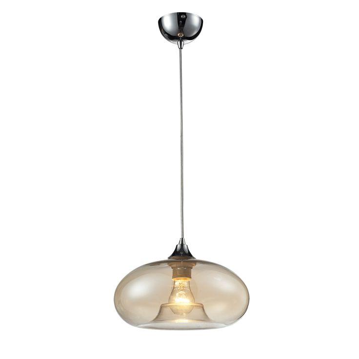 Bolla B Transparent Suspension Light, 120 x 28cm | ACHICA