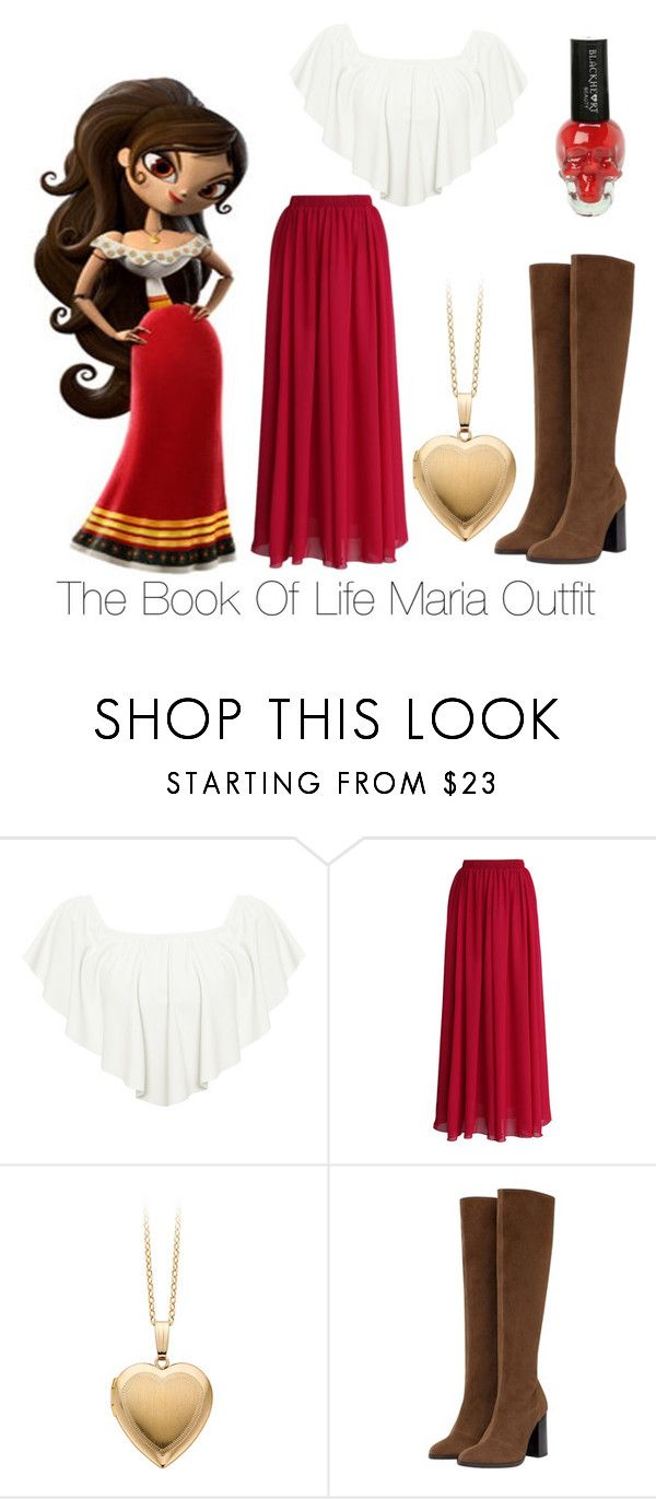 """The book of life Maria outfit"" by cyclistswimmer22 ❤ liked on Polyvore featuring WearAll, Chicwish and Zara"