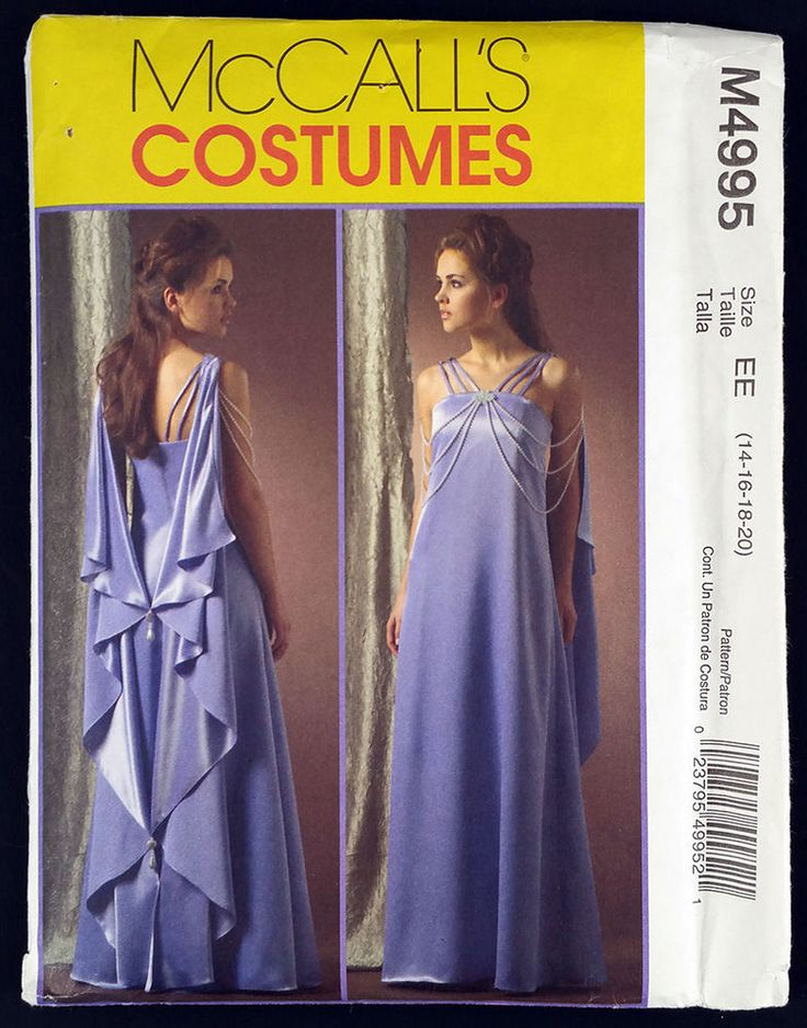 23 best Costume Patterns images on Pinterest   Costume patterns ...