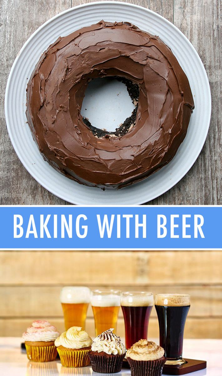 "Beer can be used in all sorts of baking, from breads to luscious layer cakes to decadent brownies and even a beer-scented ganache. No, this is not some ""flavor of the week"" fad; the effervescence and unique, malty flavor of beer translate well into the world of sweets. How can it be done? Read on!"
