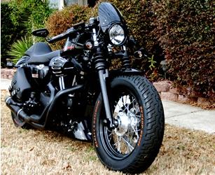 Harley Davidson Nightster - motorcycles parts