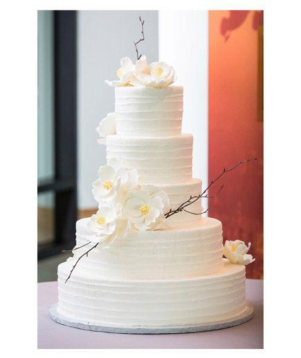 wedding cakes orchid wedding cake wedding cake simple elegant wedding ...