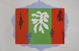 Henri Matisse, 'The Dancer' 1949
