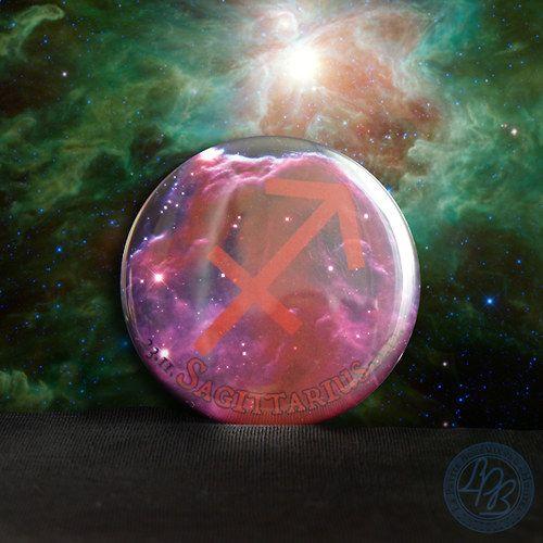 """Magnetka Horsehead Nebula - STŘELEC"" (""Horsehead Nebula - SAGITTARIUS magnet""); Nov 23 - Dec 22 | approx. $2.43"