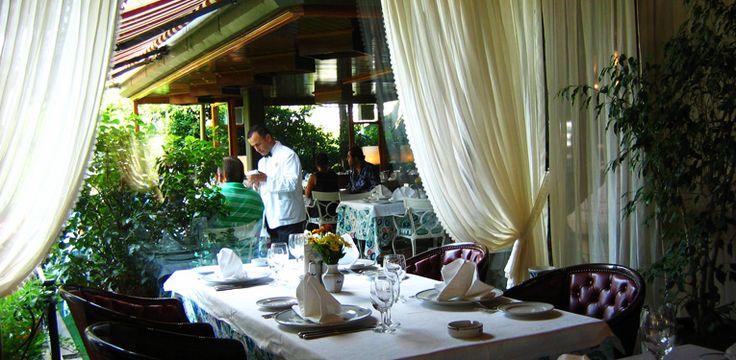 Restaurants In Istanbul –Beyti. Hg2Istanbul.com.