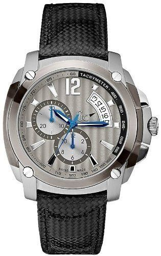 GUESS Gc Bel Gent Class Timepiece GUESS. $409.95. Water resistant. Swiss made. Men's trends. 10 year warranty. Textured dial