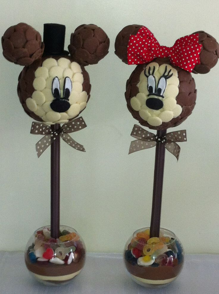 Mini & Mickey Sweet Trees