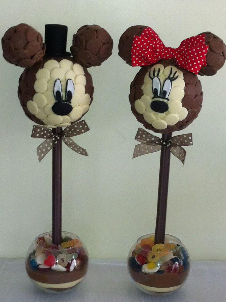 Mini & Mickey Sweet Trees