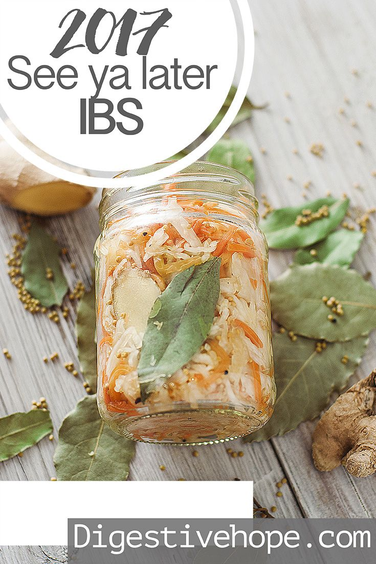 IBS, Crohns, Colitis, Food Intolerances - check out digestivehope.com Carrot and Cabbage Kraut