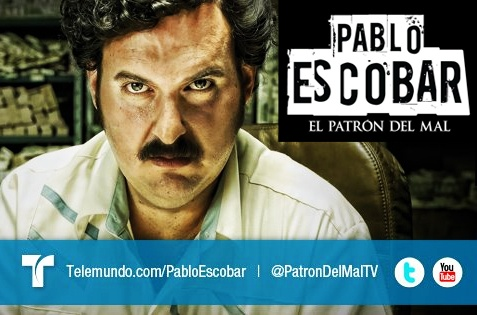 Can't believe I'm watching this. LOL ---> Nueva Series de Pablo Escobar en Telemundo | Latino21.com