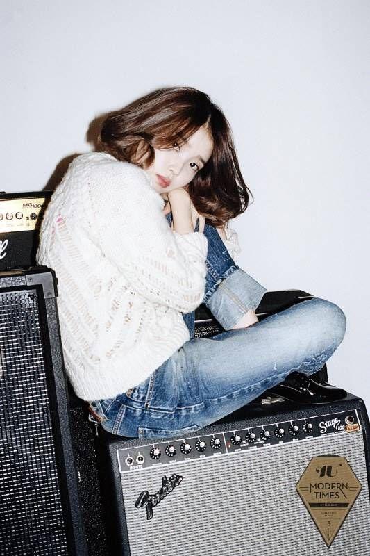 IU - Lee Ji Eun ★ Modern Times