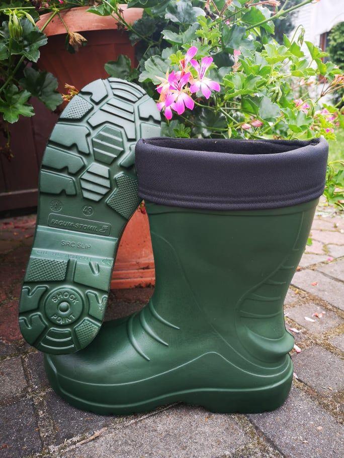 Kalosze Meskie Piankowe Torino Fagum Stomil Shoes Winter Boot Boots