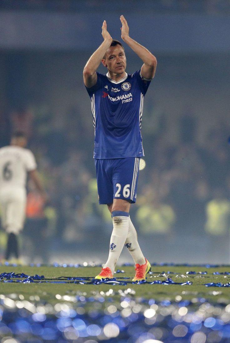 John Terry, 2016-17 Champions