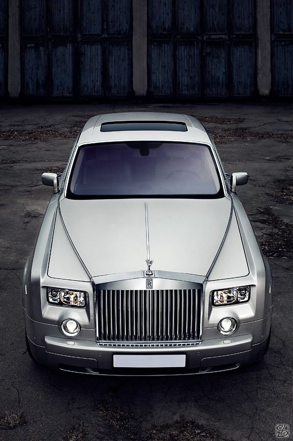 Rolls-Royce Phantom on Behance ❥|Mz. Manerz: Being well dressed is a beautiful form of confidence, happiness & politeness