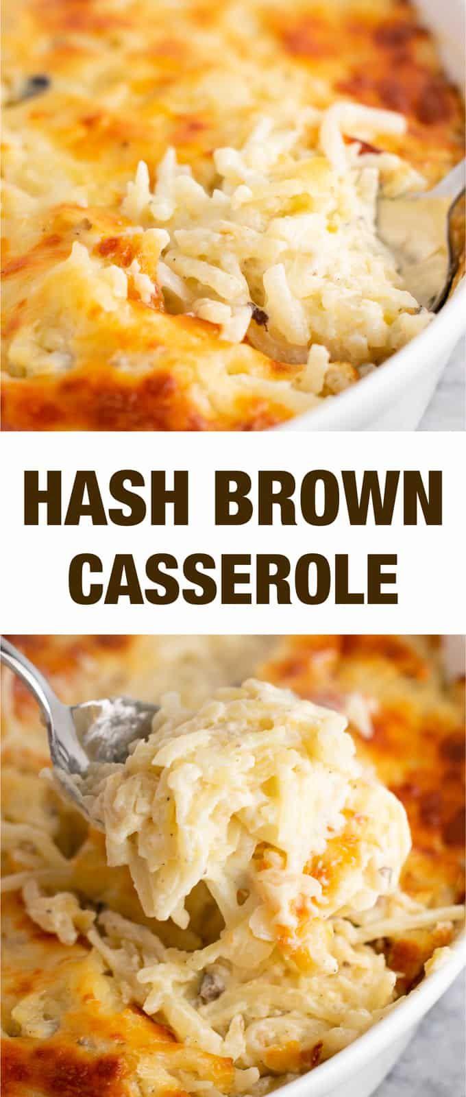Vegetarian Hash Brown Casserole Recipe The Ultimate Comfort Food Breakfast Vegetarian Breakfast Casserole Breakfast Recipes Casserole Hash Brown Casserole